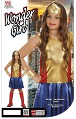 Kostým Wonder girl