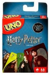 Karty UNO Harry Potter